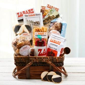 Zabar's gift basket