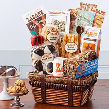 Zabar's Story Basket 2017
