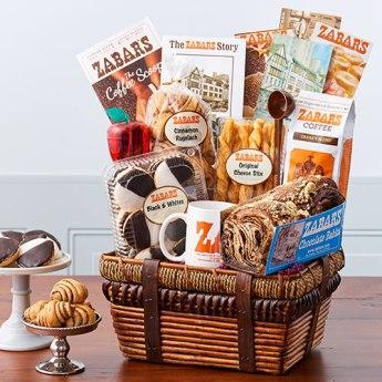 Zabar's Story Basket